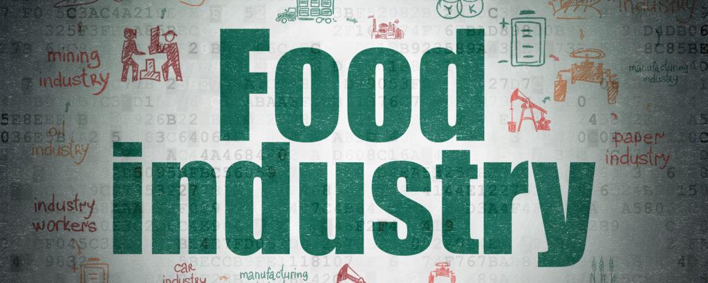 آلات لصناعة المواد الغذائية