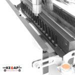 آلة تشكيل الكباب الأتوماتيكية- القوالب
